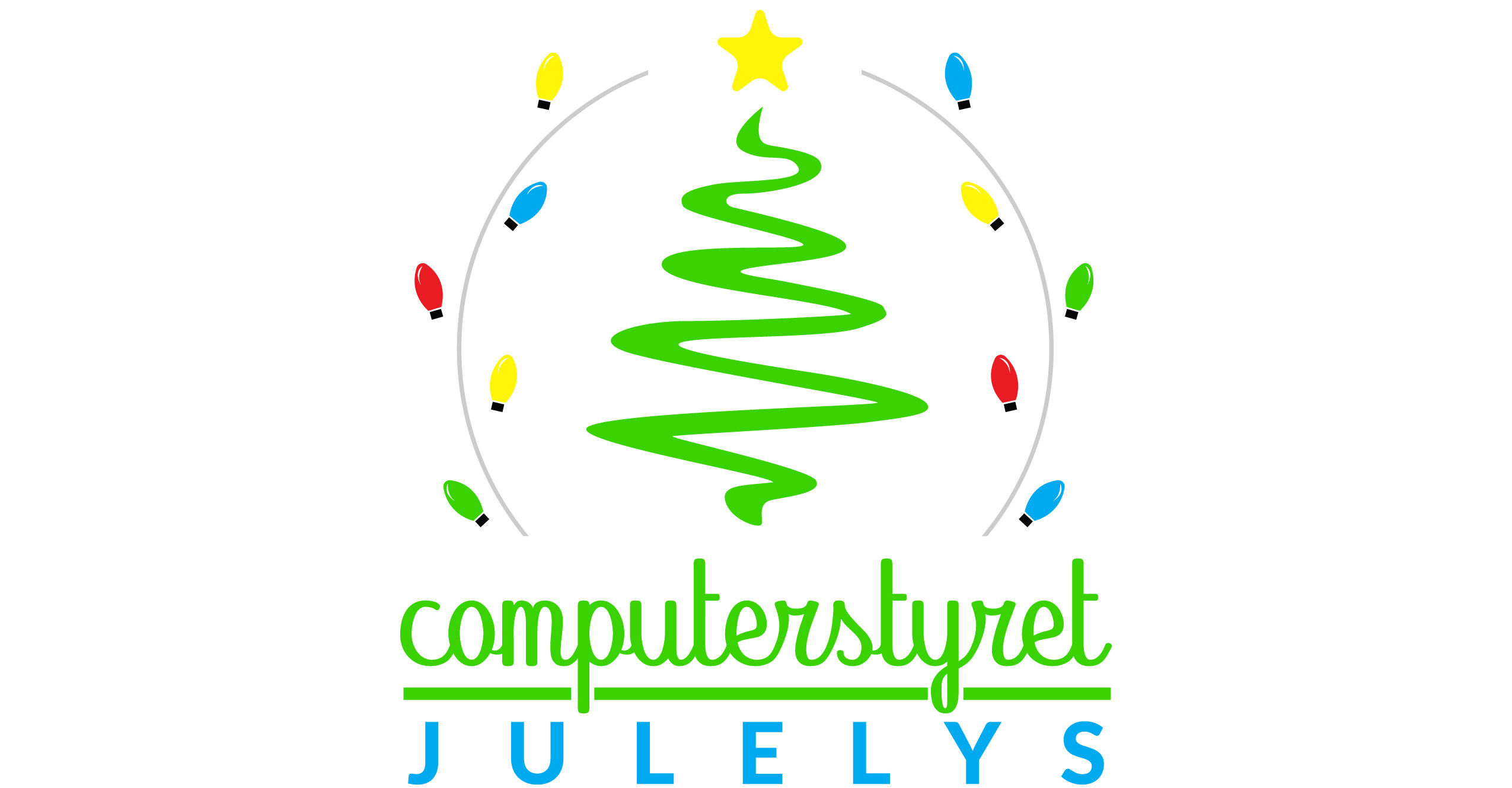 Computerstyret Julelys